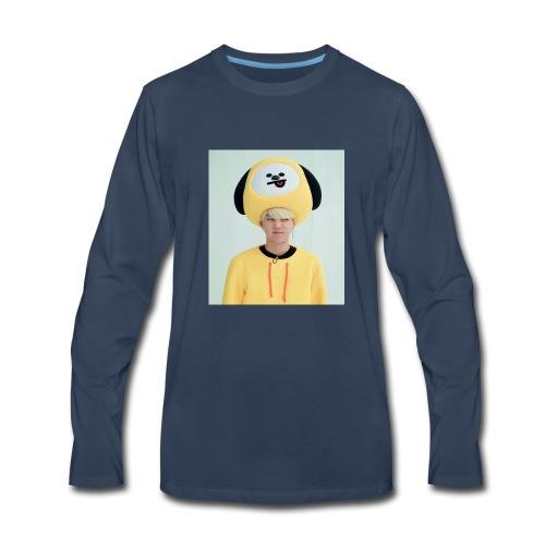 9E50E010 284F 4D39 AA62 3DA267932B48 - Men's Premium Long Sleeve T-Shirt