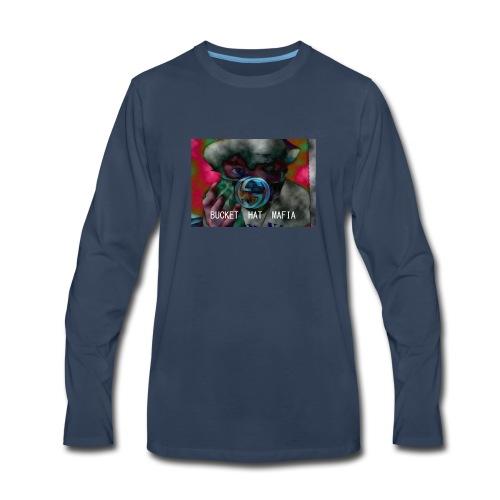 Yung Brodog BHM SS2017 - Men's Premium Long Sleeve T-Shirt