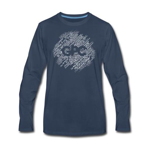 1M ABSOLUTE DREAM - Men's Premium Long Sleeve T-Shirt