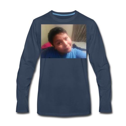 Cooing game - Men's Premium Long Sleeve T-Shirt