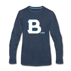 Blake Official Merch - Men's Premium Long Sleeve T-Shirt