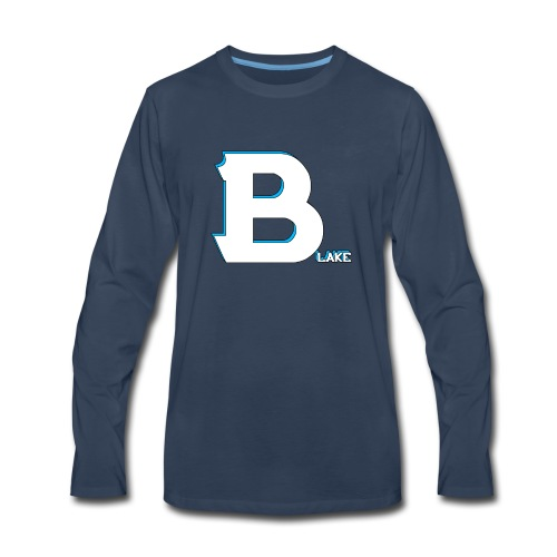 Blake Official Merch - Men's Premium Long Sleeve T-Shirt