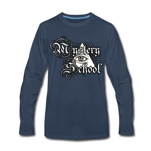 Mystery School - Men's Premium Long Sleeve T-Shirt
