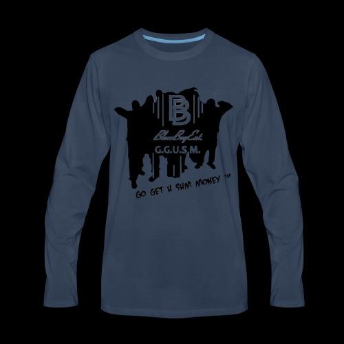 BloccBoyEnt. - Men's Premium Long Sleeve T-Shirt