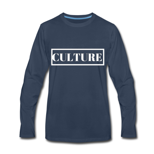 culture - Men's Premium Long Sleeve T-Shirt