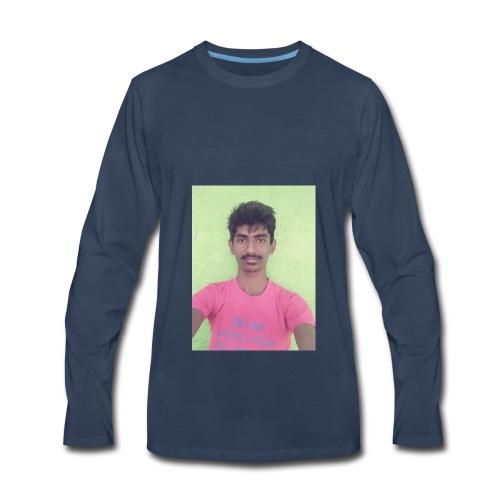 AK Tees - Men's Premium Long Sleeve T-Shirt