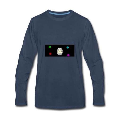 TRI Force - Men's Premium Long Sleeve T-Shirt