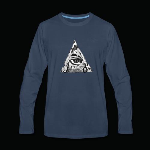 In I i Trust - Men's Premium Long Sleeve T-Shirt