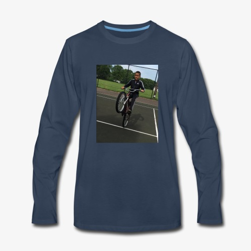 Fanjoy.co/carlosreyes - Men's Premium Long Sleeve T-Shirt