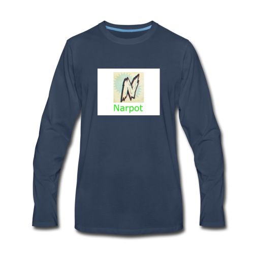 Narpot's shirts - Men's Premium Long Sleeve T-Shirt