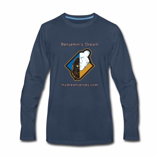 Benjamin's Dream Merchandise - Men's Premium Long Sleeve T-Shirt