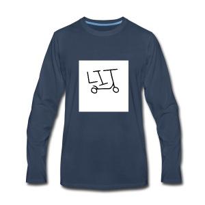 Screenshot 20171216 163629 - Men's Premium Long Sleeve T-Shirt