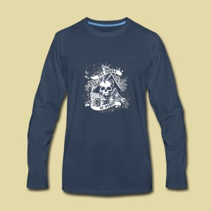 hoh_tshirt_skullhouse - Men's Premium Long Sleeve T-Shirt