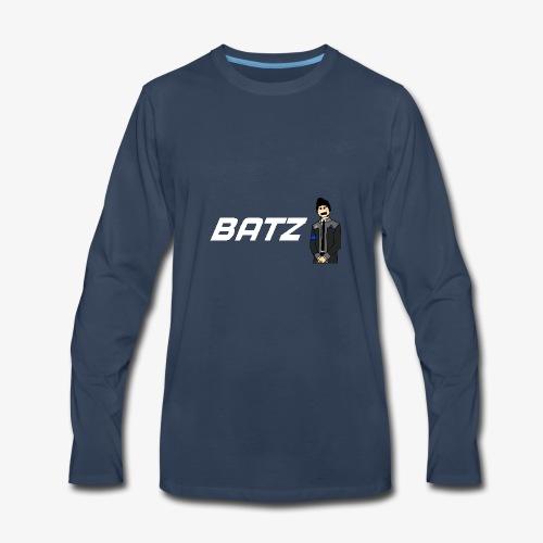 RK800 Batz shirt - Men's Premium Long Sleeve T-Shirt