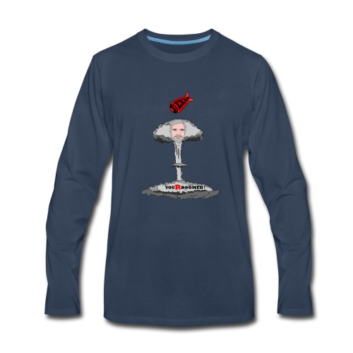 URDOOMED - Men's Premium Long Sleeve T-Shirt
