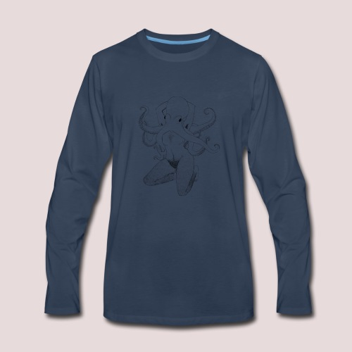 NB cthulhu - Men's Premium Long Sleeve T-Shirt
