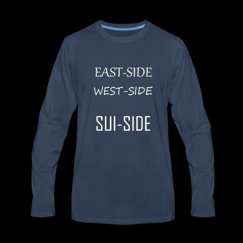 Suicide - Men's Premium Long Sleeve T-Shirt