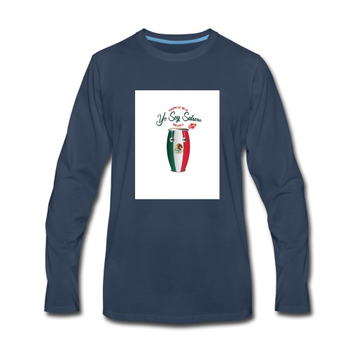 MexicoCongaTShirt - Men's Premium Long Sleeve T-Shirt