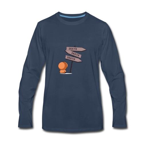 eskimooo - Men's Premium Long Sleeve T-Shirt