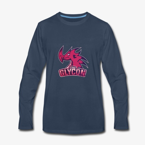 Glycon Dragon - Men's Premium Long Sleeve T-Shirt