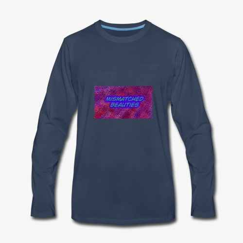 Brand name logo - Men's Premium Long Sleeve T-Shirt