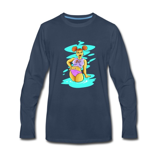 Babygirl! - Men's Premium Long Sleeve T-Shirt