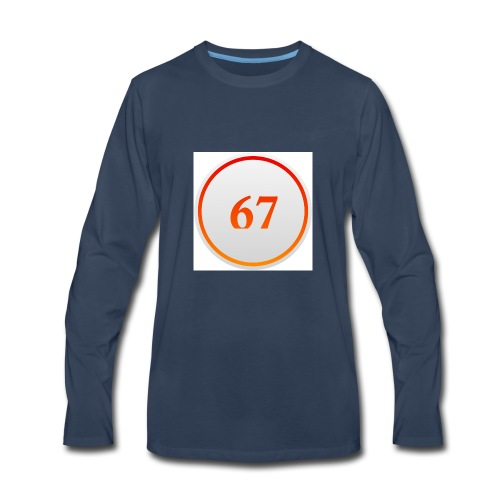 67 - Men's Premium Long Sleeve T-Shirt