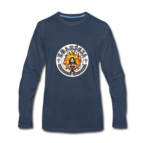 Kristove Kresadlá - Men's Premium Long Sleeve T-Shirt