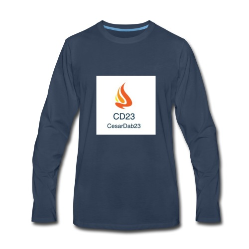 Dab for life - Men's Premium Long Sleeve T-Shirt