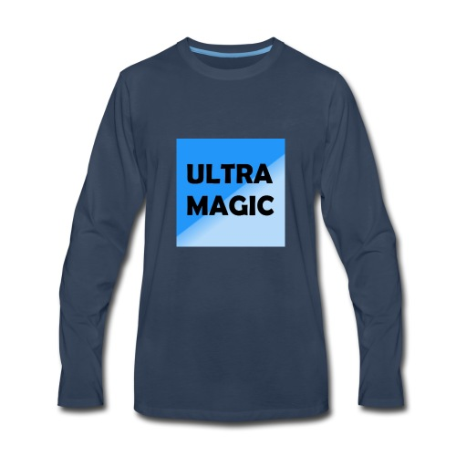 Magic Merch - Men's Premium Long Sleeve T-Shirt
