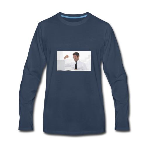 Sherman - Men's Premium Long Sleeve T-Shirt