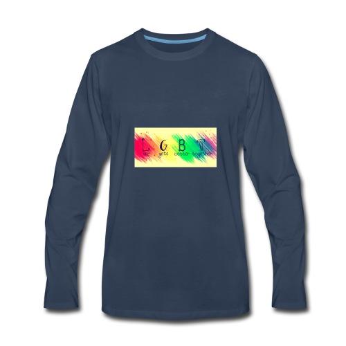 LGBTQ+ - Men's Premium Long Sleeve T-Shirt