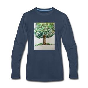 SHADES OF NATURE - Men's Premium Long Sleeve T-Shirt