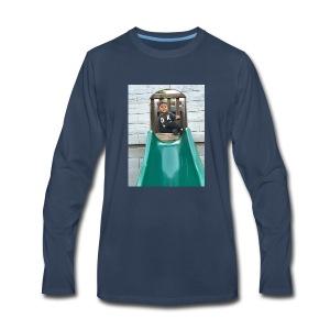E3FC7C14 2CE5 451D A776 5A55CA23ECAB - Men's Premium Long Sleeve T-Shirt