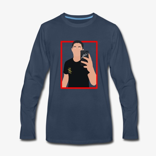 J Wonders - Men's Premium Long Sleeve T-Shirt