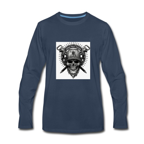 The Skill - Men's Premium Long Sleeve T-Shirt
