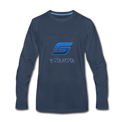 Game Zone - Men's Premium Long Sleeve T-Shirt