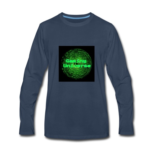 TheGamingUniverse MERCH - Men's Premium Long Sleeve T-Shirt
