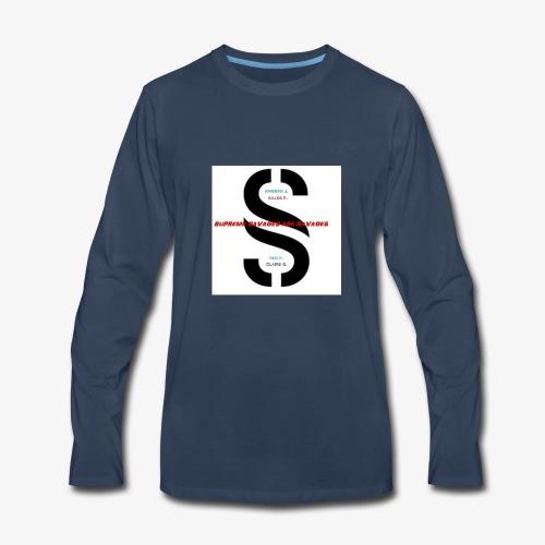 My Staff of 2017 - Men's Premium Long Sleeve T-Shirt