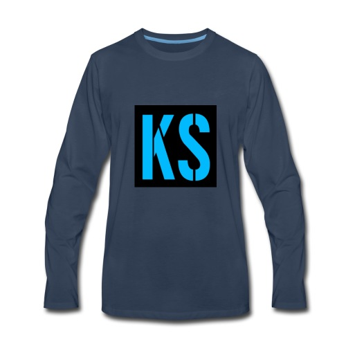 Selling My Merch - Men's Premium Long Sleeve T-Shirt