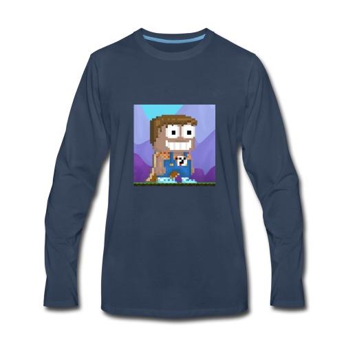 Noobie - Men's Premium Long Sleeve T-Shirt