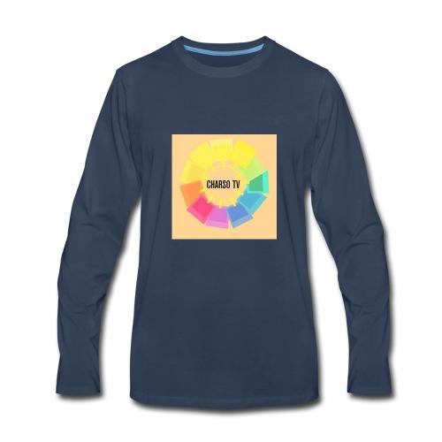 CHARSO TV - Men's Premium Long Sleeve T-Shirt