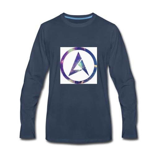 New AA99 logo - Men's Premium Long Sleeve T-Shirt