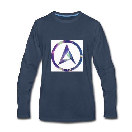 New AA99 logo - Men's Premium Long Sleeve T-Shirt