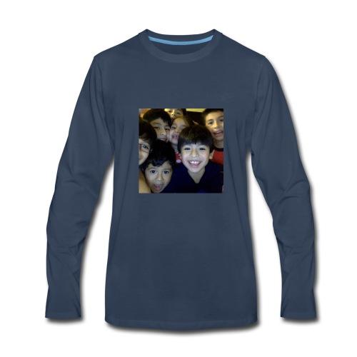 Players Llashag Merch - Men's Premium Long Sleeve T-Shirt