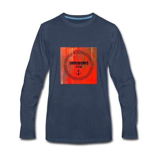 fathertime - Men's Premium Long Sleeve T-Shirt