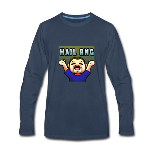 DTBlayde Hail RNG - Men's Premium Long Sleeve T-Shirt