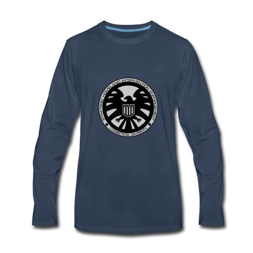 agents of shield - Men's Premium Long Sleeve T-Shirt