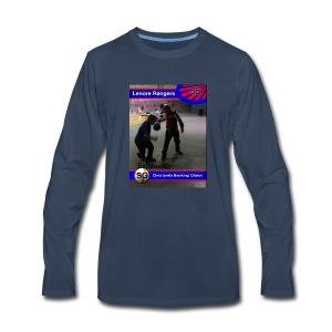 Basketball merch - Men's Premium Long Sleeve T-Shirt