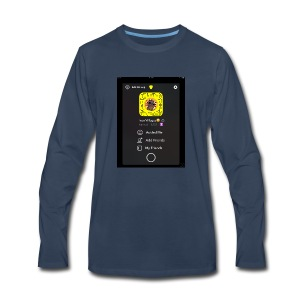 878F3BC7 86AA 41D7 8A7C BAA46013095A - Men's Premium Long Sleeve T-Shirt